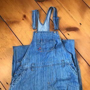 Vintage Dickies Blue Denim Overalls